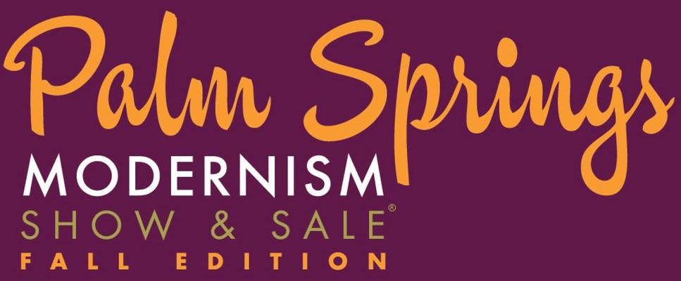 Palm Springs Modernism Fall Show